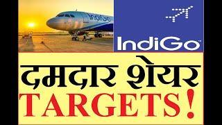 2 SEPTEMBER indigo price target |इंडिगो शेयर में तेजी | Indigo Share news|indigo share latest news