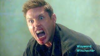Supernatural 15x09 God Reveals The REAL Supernatural Ending To Sam | Boys Die As Monsters Breakdown