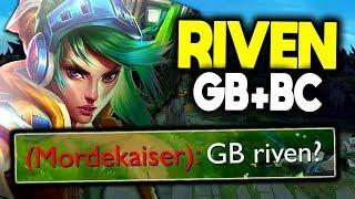BEST RIVEN LETHALITY BUILD FOR PATCH 10.7+ - SEASON 10 TOP LANE RIVEN GAMEPLAY GUIDE