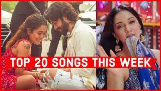 Top 20 Hindi & Punjabi Songs This Week (20 September 2020) | Latest Bollywood Songs 2020