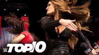 Slapping family members: WWE Top 10, Oct. 4, 2020