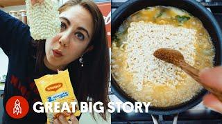 8 Ways to Eat Instant Noodles | Around the World