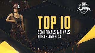 [TOP 10] PMCO North America Semi Finals & Finals | Spring Split | PUBG MOBILE CLUB OPEN 2020