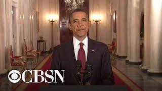 U.S. marks 10 years since death of Osama bin Laden
