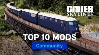 Top 10 Mods and Assets January 2020 with Biffa | Mods of the Month | Cities: Skylines