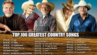 The Best Of Country Songs Of All Time - Top 100 Greatest Old Country Music Collection - Country 2020