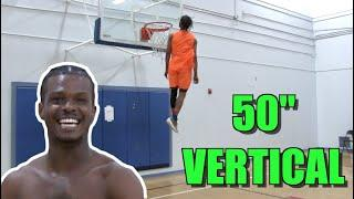 """5'10"""" Guy Oliver Has a 50 Inch MAX Vertical!"""