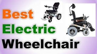Best Electric Wheelchair in India with Price | Automatic Power / Battery Operated Wheel Chairs