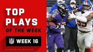Top Plays from Week 16 | NFL 2020 Highlights
