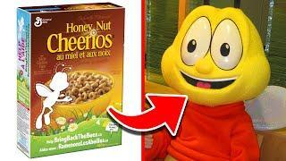 Top 10 Best Food Mascots Ever (Part 2)