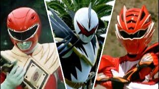 Top 10 Power Up Modes in Power Rangers (Enhancement Modes)