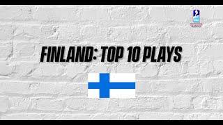 Finland: Top 10 Plays | #IIHFWorlds 2020