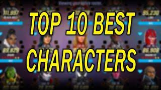 Top 10 Best Characters - May 2020 - MARVEL Strike Force - MSF