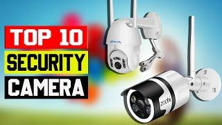 Top 10 Best Security Camera System Under $50   Best CCTV Camera Review
