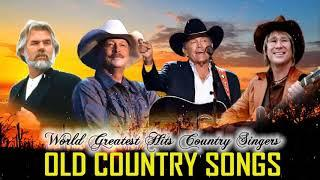 Old Country Songs By World's Greatest Country Singer - Top 100 Greatest Hits Country Songs By