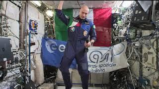 Expedition 61 ESA Parmitanot Speaks To Italian Prime Minister- January 10, 2020