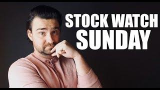 Warren Buffet Sold ALL Airline Stocks! Top 5 Stocks to Buy now! Stock Watch Sunday
