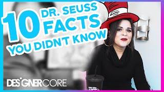 Top 10 Facts about Dr. Seuss you didn't know