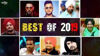 Best of 2019 Punjabi Songs | Latest Punjabi Songs 2020 | DJ Party Songs | Audio Jukebox | Saga Music