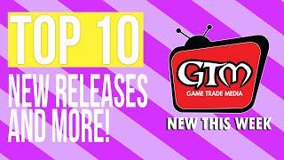 Top 10 NEW RELEASES (March 15th- March 21st 2020) | New TableTop Games | New This Week