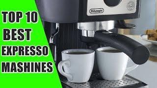 Best Espresso Machines 2019. Top 10 Machines for home