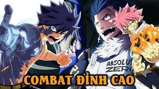 Gray Sát Quỷ vs E.N.D | Top 10 Pha Combat Ấn Tượng Nhất Của Gray Fullbuster