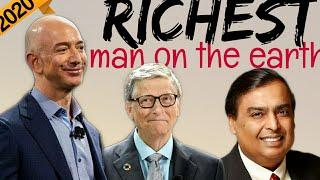 Top 10 Richest people in the world | सबसे अमीर कौन? Richest people in the world 2020