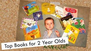 TOP BOOKS FOR TWO YEAR OLDS | 10 of our favourite books for two year olds