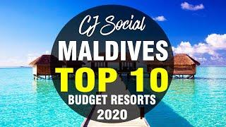 TOP 10 BEST BUDGET Water Villas in Maldives