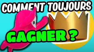 Comment faire TOP 1 sur FALL GUYS ? (Guide Complet)
