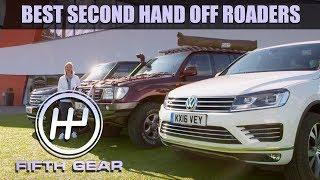 Best Second Hand Off Roaders | Fifth Gear