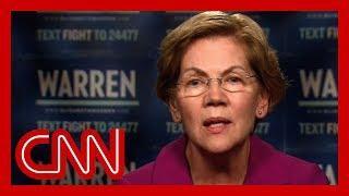 Warren on coronavirus: We should have acted weeks ago