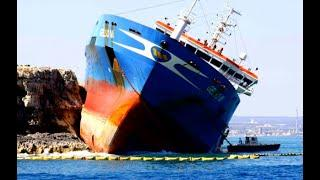 Top 10 Large Ships In Strong Storm! Ships Crash