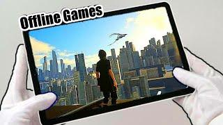 No Internet! No Problem!Top 10 New offline Games | Android & iOS | Best Games of 2020
