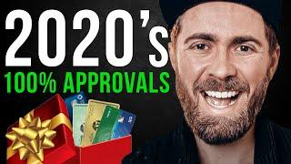 2020's EASIEST to Get Approved Credit Cards for MAX POINTS