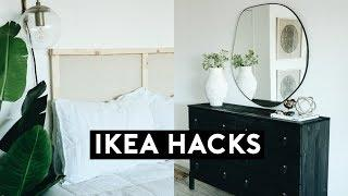 DIY IKEA HACKS 2020! (CHEAP & EASY) IKEA FURNITURE HACKS