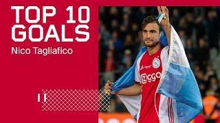 TOP 10 GOALS - Nico Tagliafico