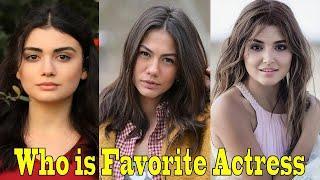 Top 10 Most Beautiful Turkish Series Actress
