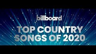Billboard's Top 10 Country Songs Of 2020