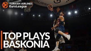 Top Plays: KIROLBET Baskonia Vitoria-Gasteiz
