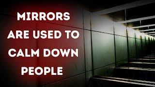The True Purpose of Mirror in Elevators