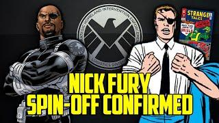 Nick Fury Show Confirmed for Disney+ || The #1 Trending Comic of Last Week || ft.MillGeekComics