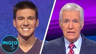 Top 10 Best Jeopardy Players EVER