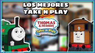 TOP 10 - MEJORES TAKE N PLAY (2009-2014)    MEJORES JUGUETES   Ft. Toby El Tranvía    PeterSam24