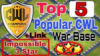 New Awesome TH12 War Base | New TH12 Top War Base | New Island War Base +Link | TH12 Base With Link