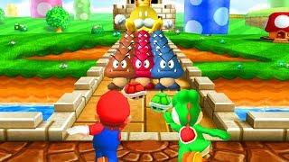 Mario Party: The Top 100 Mini Games | Mario VS Yoshi VS Peach VS Rosalina (Master CPU)