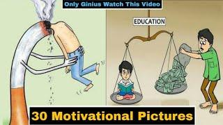 Top 30 Motivational Pictures with Deep Meaning | One Picture Million Words Motivation | WTTA
