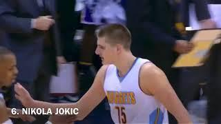 TOP 10 NBA CENTERS OF THE DECADE (2010-2019)