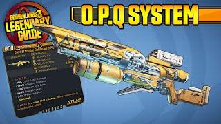 THIS GUN SHREDS!! | O.P.Q. SYSTEM - Legendary Weapons Guide!!! Revenge of the Cartels | Mayhem 2.0