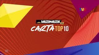 Carta Top 10 - Week 23 | Muzik-Muzik 35 (2020)